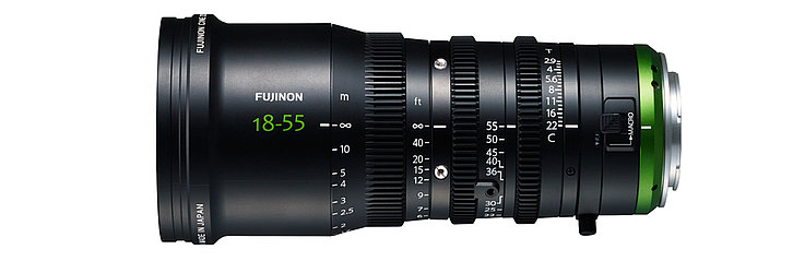 FUJINON CINEMAN LENS MK-X 50-135MM T2.9