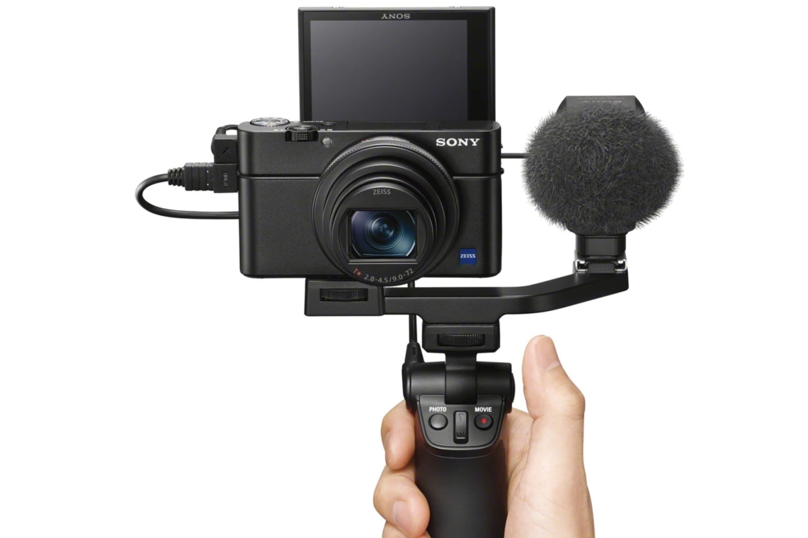 Sony DSC-RX100 VII Vlogging Kit